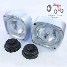 Massey Ferguson Headlight & Cowl Assembly MF135 165 (Price for Pair)