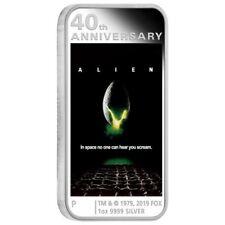 NEW Perth Mint - Alien 40th Anniversary 2019 1oz Pure Silver Coin