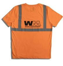 New Era WASTE MANAGEMENT Reflective T-SHIRT LIMITED EDITION SMALL