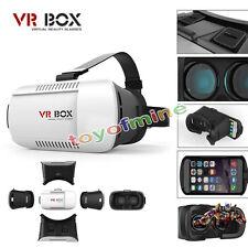 Cartone VR BOX realtà virtuale Occhiali 3D per IPhone Samsung LG HTC Smartphone