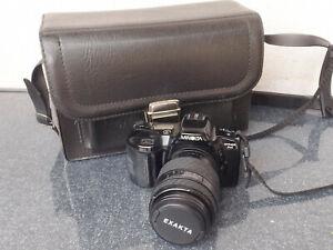 Minolta DYAX 3xi Spiegelreflex Kamera - Exakta MC Macro  1:4~5.6  f=70-210mm