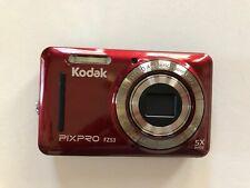 Kodak camera pix pro FZ 53 Aspheric Zoom lenses
