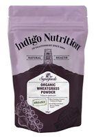 Organic Wheatgrass Powder - 100g - Indigo Herbs