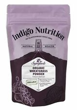 ORGANIC Wheatgrass Powder - 100g-Indaco Erbe
