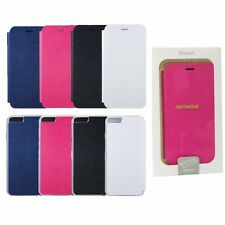 AnyMode Smart Flip Cover For iPhone 6/6S/7/8 Wallet Folio with Fitted TPU Case