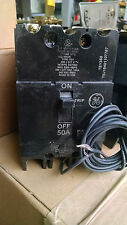 GE TEY350st12 shunt trip circuit breaker 3pole 50amp 480v TEY350 Warranty New!