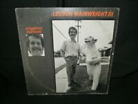 LOUDON WAINWRIGHT lll  ATTEMPTED MUSTACHE / 1973 COLUMBIA KC32710