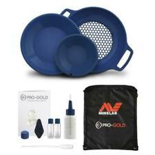 Minelab PRO-GOLD Gold Panning Kit, Blue - 3011-0325