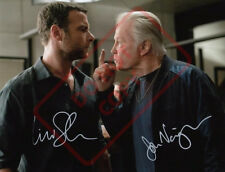 8.5x11 Autographed Signed Reprint RP Photo Ray Donovan Cast