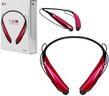 OEM LG TONE PRO HBS-750 Bluetooth Wireless Stereo Headset HBS750 TonePro Pink