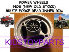 NOS (NEW OLD STOCK) Power Wheels Kawasaki Brute Force REAR INNER RIM