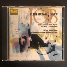 PETER MAXWELL DAVIES - JOB AN ORATORIO (1997) - COLLINS DIGITAL15162