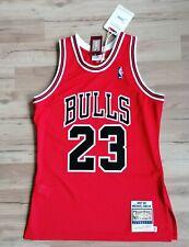 Michael Jordan 1987-88 Authentic Chicago Bulls NBA Trikot Mitchell & Ness