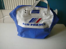 sac de voyage Air France vintage