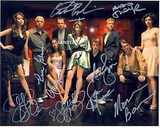 SERENITY CAST REPRINT AUTOGRAPHED 8X10 SIGNED PICTURE PHOTO COLLECTIBLE RP