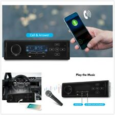 HOT Car FM/AM Stereo Radio Bluetooth MP3 Music Player Support USB U-disk AUX
