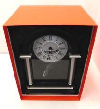 1 HARLEY DAVIDSON 100TH ANNIVERSARY MANTEL CLOCK LIMITED RARE! 462 OF 2003 NEW!