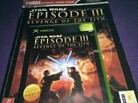 Star Wars: Episode III: Revenge of the Sith With PRIMA Strate—XBOX—🔥FREESHIP 🔥
