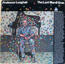 NEW ORLEANS R&B BLUES double LP: PROFESSOR LONGHAIR The Last Mardi Gras ATLANTIC