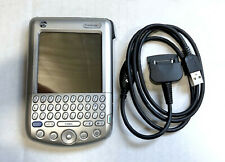 Palm Tungsten C Silver Handheld Pda Pilot Digital Organizer w/ Stylus qwerty