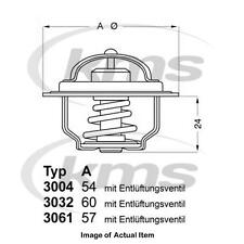 New Genuine WAHLER Antifreeze Coolant Thermostat  3004.88D1 Top German Quality
