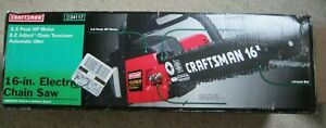 Craftsman 16 in. 3.5 peak HP Electric Chainsaw