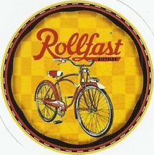 ROLLFAST  BICYCLE BIKE  Sticker Decal
