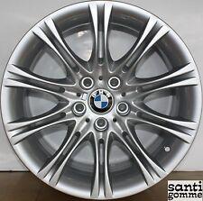 CERCHIO IN LEGA 8x18'' BMW S.5 e60 ORIGINALE RIVERNICIATO SALDATO SILVER 8036570