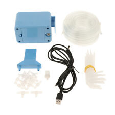 Automatic Watering LED Pump Set Water Timer Drip Irrigation Self Water Tool