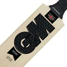 Gunn & Moore GM Cricket Noir 404 L555 DXM English Willow Bat - Junior Size