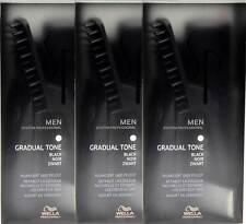 Schwarze Unisex Färbemittel mit Shampoo-Produkte