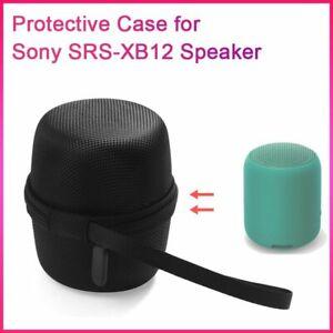 Portable Shockproof Wireless Speaker Case For Sony SRS-XB12 Speaker GOO