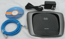Linksys E2000 Dual Band WirelessN Gigabit Router DD-WRT MEGA Repeater Extender