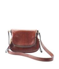 0ecc84f5a Tom Ford Mini Jennifer Brown Snakeskin Crossbody Bag