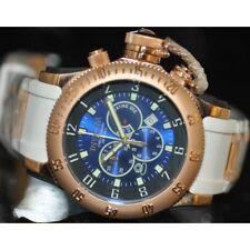 Invicta Russian Diver 90090 Mens 52mm Black Gold Quartz Watch