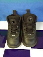 Nike Air Jordan Jumpman Pro Black White TD Toddler Sneakers 909418-021 Size 8C.