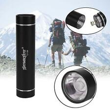 Handhold CREE Q5 LED AA Flashlight Torch 1200Lumens Aluminum Portable Black UP