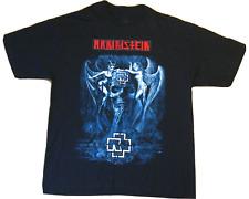 Band Rammstein T-Shirt Black Size S M L 234XL Gifl For Fan QQ148