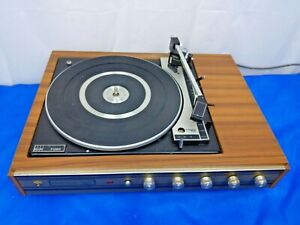 Vintage Stereosound 1020 with BSR P128R Record Player Turntable 3 Speed LP Vinyl