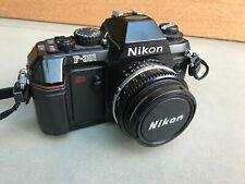 Nikon F 301 comme neuf