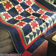STARS OF HOPE QUILT PATTERN PATRIOTIC SOLDIER