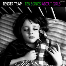 Tender Trap ‎– Ten Songs About Girls CD Fortuna Pop! 2012 NEW Digipak