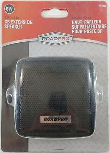 Roadpro RP-108C 6 Watt CB Radio Extension Speaker 2.75 inch x 2.75 inch
