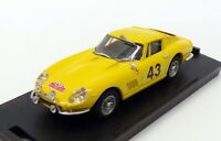 Best 1/43 Scale Model Car 9006 - Ferrari 275 GTB4 - #43 Monte Carlo 1966