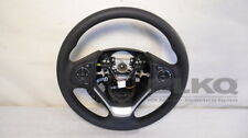 2016 Honda CRV Steering Wheel with Audio & Cruise Controls Black OEM