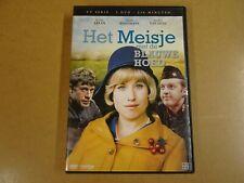 3-DISC DVD BOX / HET MEISJE MET DE BLAUWE HOED ( JENNY AREAN, ANDRE VAN DUIN...)