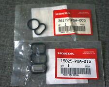 GENUINE Honda Accord VTEC Solenoid Spool Valve Upper & Lower Gasket Seal OEM