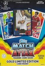 Carte collezionabili calcio 2017 UEFA Champions League