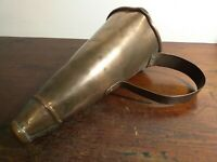 Antique Copper Wine/Ale Muller with Copper Riveted Handle - Holds 2 Pints