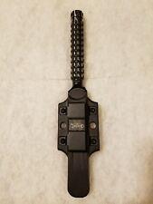 Microtech ADO D/E 2 Tone Serrated Limited Edition Knife 115-3 LE Serial # 002